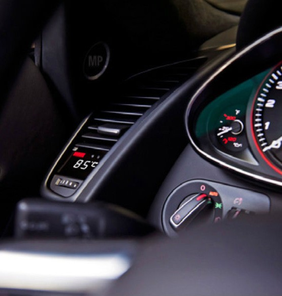 Audi R8 Performance Display