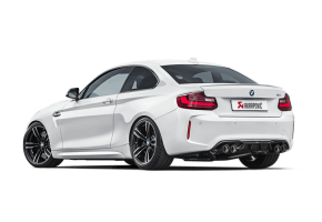 Akrapovic Evolution Line (Titanium) – BMW M2