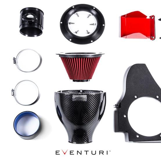 Z4M-Eventuri-Intake-components