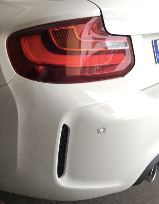 BMW M2 F87 Reflektoreinsatz